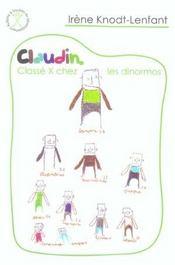 Claudin, classé X chez les dinormos - Intérieur - Format classique