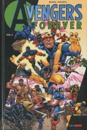 Avengers forever t.2 - Couverture - Format classique