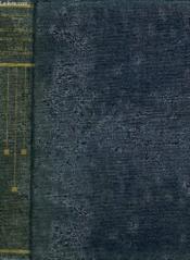 Album Le Livre De Demain. La Nuit D'Orage Suivi De Deux Hommes Suivi De Scenes De La Vie Future. - Couverture - Format classique