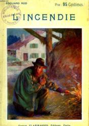 L'Incendie. - Couverture - Format classique