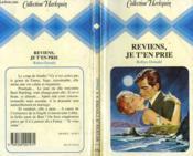 Reviens Je T'En Prie - Mansion For My Love - Couverture - Format classique