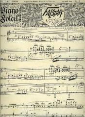 Piano Soleil 22 Avril 1894, N°16 - Couverture - Format classique