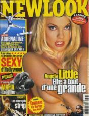 Newlook N° 233 - Angela Little, Elle A Tout D'Une Grande - Les Accros Du Strip... - Couverture - Format classique