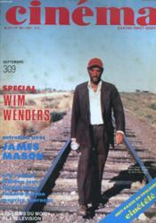 Cinema 84 N° 309 - Special Win Wenders - Entretien Avec James Mason - Couverture - Format classique