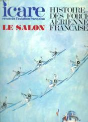 Icare N°97 - Histoire Des Forces Aeriennes Francaises - Tome 3 - Couverture - Format classique