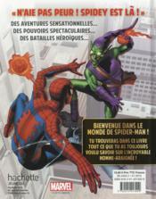 Spider-Man ; l'encyclopédie - 4ème de couverture - Format classique