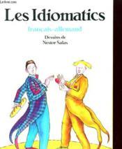 Idiomatics Francais-Allemand (Les) - Couverture - Format classique