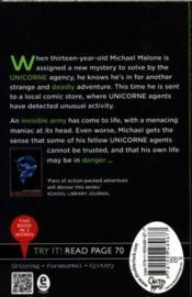 Alexander'S Army - The Unicorne Files Book 2 - 4ème de couverture - Format classique