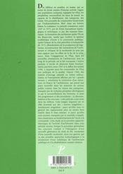 L'architecture moderne en france t.3 de la croissa - 4ème de couverture - Format classique