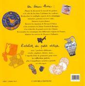 Ceramique - 4ème de couverture - Format classique