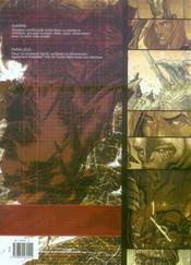 Guerres parallèles t.1 ; tueur d'étoiles - 4ème de couverture - Format classique
