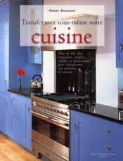 Transformez-vous même votre cuisine - Intérieur - Format classique
