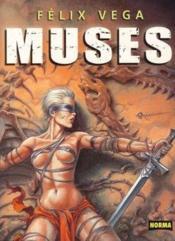 Muses - Couverture - Format classique