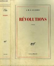 Revolutions - Couverture - Format classique