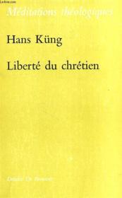Liberte Du Chretien - Couverture - Format classique