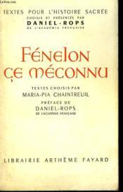 Fenelon Ce Meconnu. - Couverture - Format classique