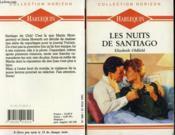 Les Nuits De Santiago - An Accidental Affair - Couverture - Format classique