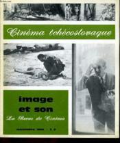 Revue De Cinema - Image Et Son N° 221 - Cinema Tchecoslovaque - Couverture - Format classique