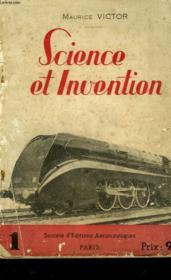 Science Et Invention - Couverture - Format classique