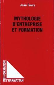 Mythologie D'Entreprise Et Formation - Intérieur - Format classique
