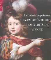 La Galerie Des Peintures De L'Academie Des Beaux-Arts De Vienne - Intérieur - Format classique