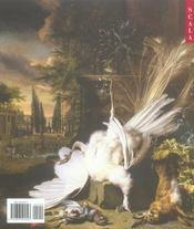 La Galerie Des Peintures De L'Academie Des Beaux-Arts De Vienne - 4ème de couverture - Format classique