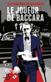Le joueur de baccara - Couverture - Format classique