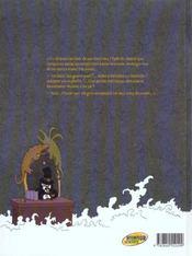 Donjon zénith t.2 ; le roi de la bagarre - 4ème de couverture - Format classique