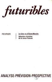 Futuribles N.96 Fevrier 1986 - Couverture - Format classique