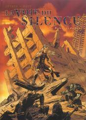 La voie du silence t.1 ; aube ardente - Intérieur - Format classique