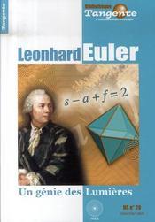 Leonhard euler - Intérieur - Format classique