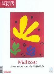 Connaissance Des Arts N.239 ; Matisse ; Une Seconde Vie, 1941-1954 - Intérieur - Format classique