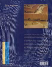 20 Ans De Recherches A Salleles D'Aude - 4ème de couverture - Format classique