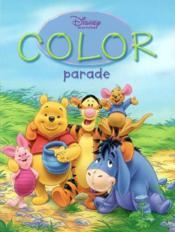 Disney Color Parade Winnie The Pooh - Couverture - Format classique