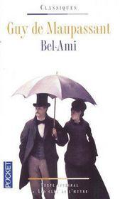 Bel-Ami - Couverture - Format classique