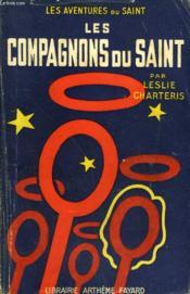 Les Compagnons Du Saint. Les Aventures Du Saint N° 9. - Couverture - Format classique