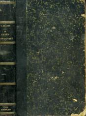 Le Harem Entr'Ouvert - Couverture - Format classique