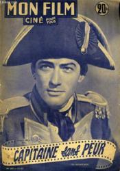 Mon Film N° 289 - Capitaine Sans Peur - Couverture - Format classique