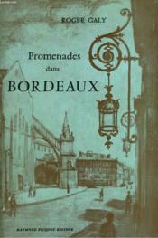Promenades Pittoresques Dans Bordeaux Et Autour Du Bassin D'Arcachon - Couverture - Format classique