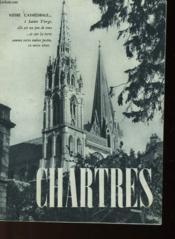 Chartres - Couverture - Format classique