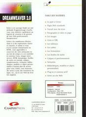 Studio Graphique Dreamwfaver 2 - 4ème de couverture - Format classique