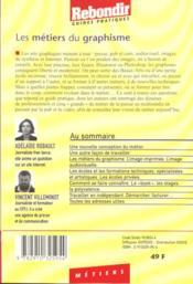 Metiers Des Arts Graphiques - 4ème de couverture - Format classique