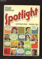 Spotlight anglais terminales - Couverture - Format classique