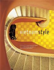 Vietnam style /anglais - Couverture - Format classique