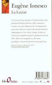 eugene ionesco la lecon pdf francais