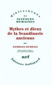 Mythes et dieux de la scandinavie ancienne - Intérieur - Format classique