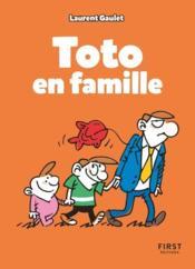 Toto en famille - Couverture - Format classique