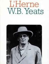 W.B. Yeats - Couverture - Format classique