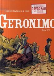 Geronimo t.1 - Intérieur - Format classique