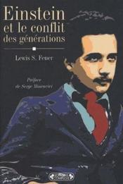 Einstein et le conflit des générations - Couverture - Format classique